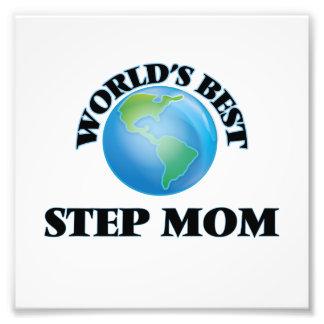 World's Best Step-Mom Photograph