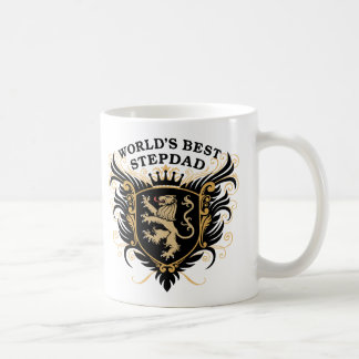 World's Best Stepdad Coffee Mug
