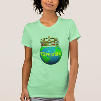 World's Best Stepmother Mothers Day Gifts T-Shirt