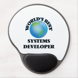 World's Best Systems Developer Gel Mouse Pad