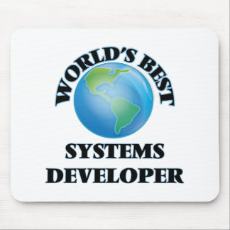 World's Best Systems Developer Mouse Pads