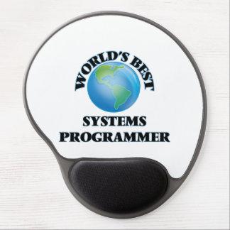 World's Best Systems Programmer Gel Mouse Mat