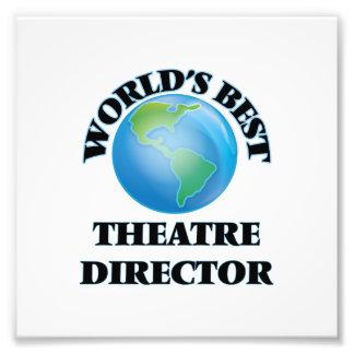World's Best Theatre Director Photo Art
