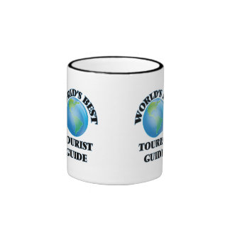 World's Best Tourist Guide Coffee Mug