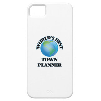 World's Best Town Planner iPhone 5 Cases