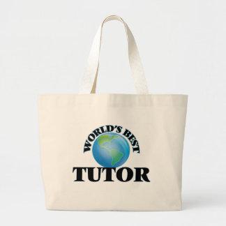 World's Best Tutor Bag