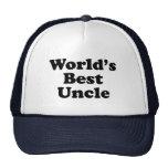 World's Best Uncle Cap