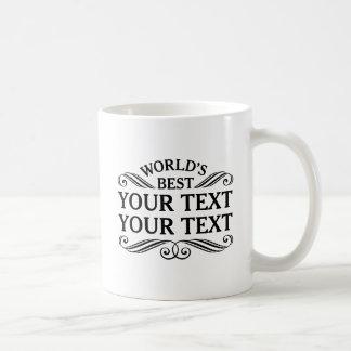 """""""World's Best"""" Universal Gift 2 Coffee Mug"""