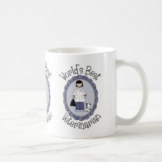 World's Best Veterinarian - Female Coffee Mug