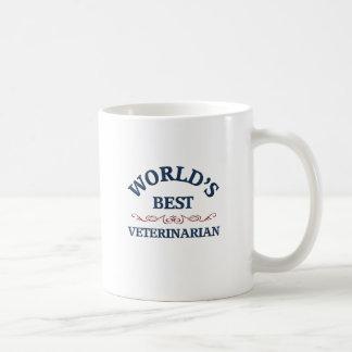 World's best Veterinarian Mug