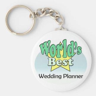 World's best Wedding Planner Key Chains