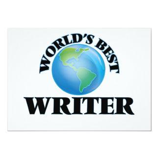 World's Best Writer Cards