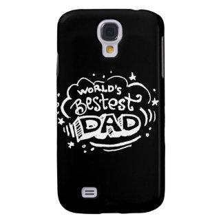 World's Bestest Dad 2 Galaxy S4 Case