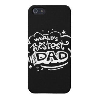 World's Bestest Dad 2 iPhone 5 Cover