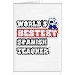 World's Bestest Spanish Teacher