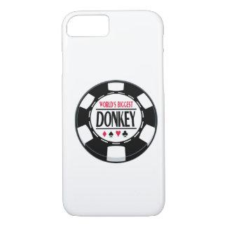 World's Biggest Donkey iPhone 7 Case