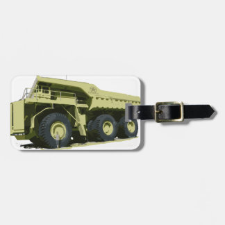 World's Biggest Truck #2 Luggage Tag