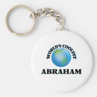 World's Coolest Abraham Key Chains
