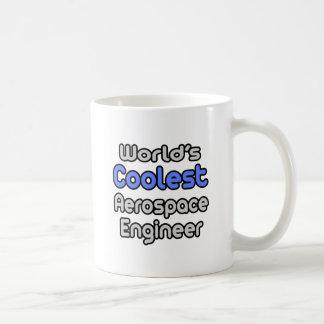 World's Coolest Aerospace Engineer Coffee Mug