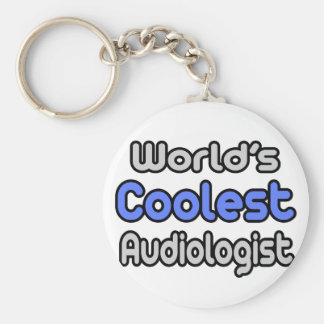 World's Coolest Audiologist Keychains