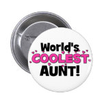 World's Coolest Aunt!  Great gift for Auntie To Be