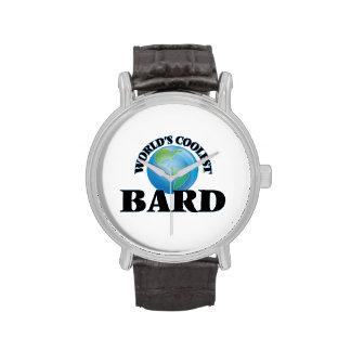 World's coolest Bard Wristwatch