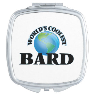 World's coolest Bard Compact Mirrors