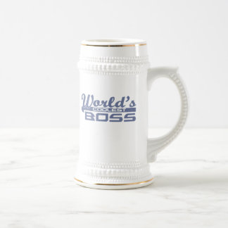 World's Coolest Boss Beer Stein
