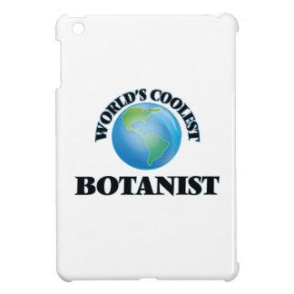 World's coolest Botanist iPad Mini Cover
