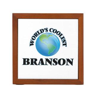 World's Coolest Branson Pencil Holder