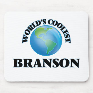 World's Coolest Branson Mousepads