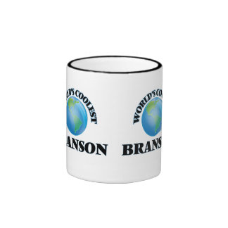 World's Coolest Branson Coffee Mugs