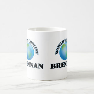 World's Coolest Brennan Basic White Mug