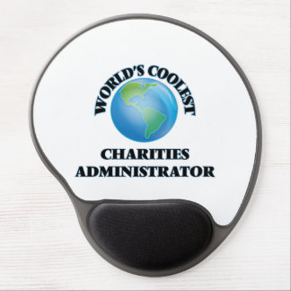 World's coolest Charities Administrator Gel Mouse Mats