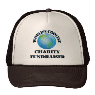 World's coolest Charity Fundraiser Mesh Hats
