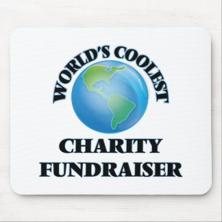 World's coolest Charity Fundraiser Mousepads