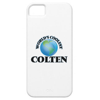 World's Coolest Colten iPhone 5 Cover