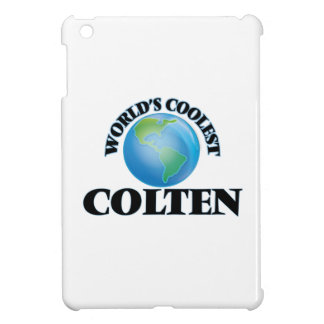 World's Coolest Colten iPad Mini Cover