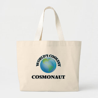 World's coolest Cosmonaut Canvas Bags