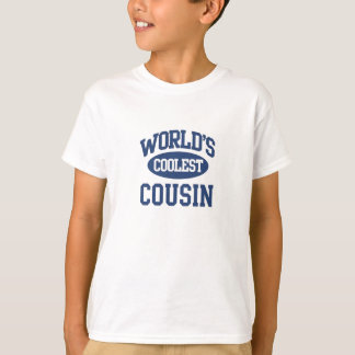 Worlds Coolest Cousin T-Shirt