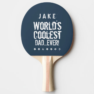 World's Coolest DAD Blue and White Stars J02Z