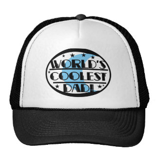 World's Coolest Dad Cap