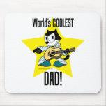 World's Coolest Dad Mousepad
