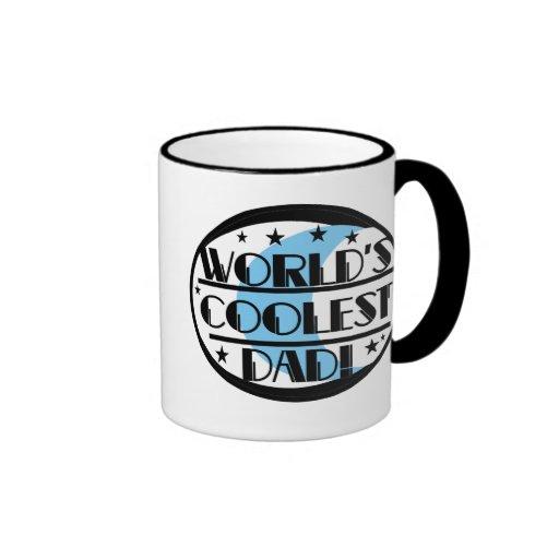 World's Coolest Dad Coffee Mug