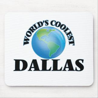 World's Coolest Dallas Mousepad
