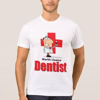 World's Coolest Dentist Tshirts