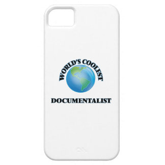 World's coolest Documentalist iPhone 5 Case