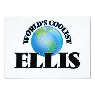 World's Coolest Ellis Cards