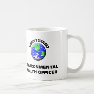 World's Coolest Environmental Health Officer Coffee Mug