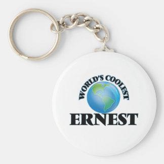 World's Coolest Ernest Key Chain